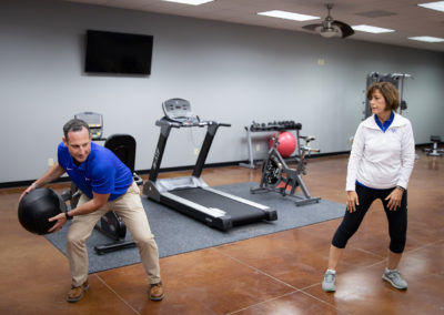 inside revolution physical therapy