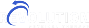 revolution physical therapy logo